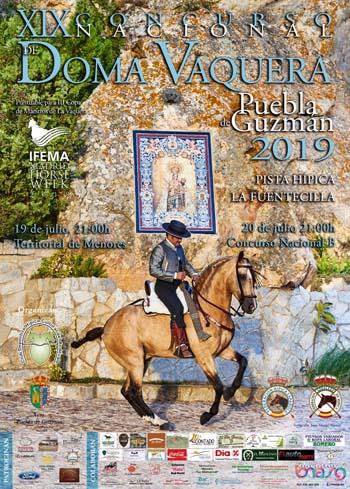XIX Concurso Nacional de Doma Vaquera