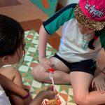 Programa para el fomento de actividad física entre los mayores y alimentación saludable infantil