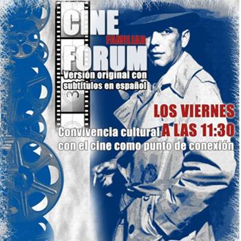 Cineforum de 'La Ruta' abre los viernes