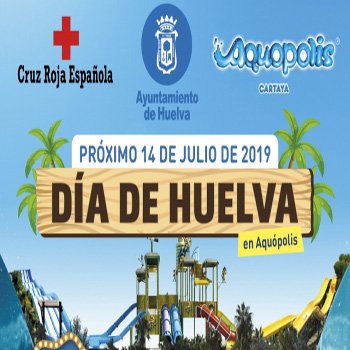 Huelva y Aquopólis Cartaya aúnan esfuerzos para la recogida solidaria de alimentos