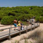 Huelva registra en junio una estancia media de 3,59 días, la más alta de Andalucía