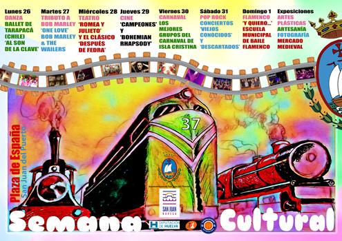 37ª Semana Cultural de San Juan del Puerto