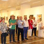 exposición de carteles del Festival de Moguer a Zalamea y, la 'Saca de Yeguas', a Almonaster