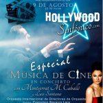 La solidaridad llegan mañana al Foro con el gran concierto 'Hollywood Sinfónico'