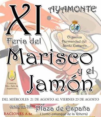 XI Feria del Marisco y del jamón Ayamonte