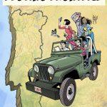 Diputación de Huelva edita un cómic para promocionar la Raya Ibérica junto a socios del proyecto 'Destino Frontera'