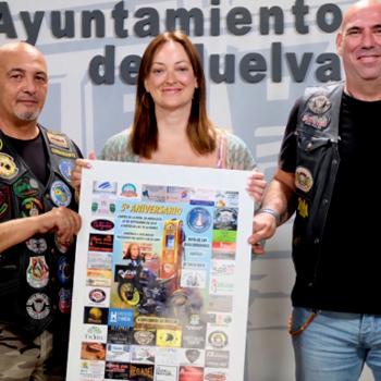 "V Aniversario del Grupo Motero ""Descubridores Huelva"""