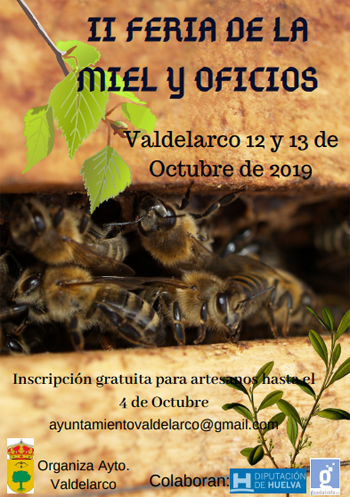 Feria de la Miel y Oficios de Valdelarco 2019