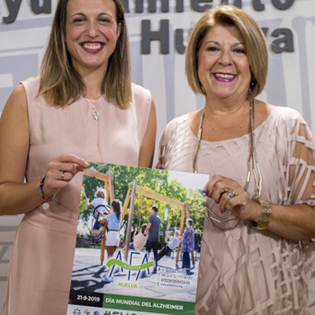 Programa del Día Mundial del Alzheimer en la Huelva.