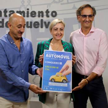 I Feria del Automóvil de Huelva