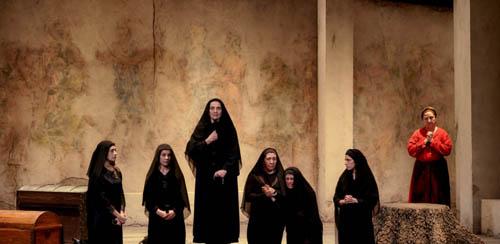 La Casa de Bernarda Alba – en el Gran Teatro