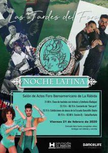 Hoy viernes de ritmos latinos en la 3ª cita del ciclo musical 'Las Tardes del Foro'