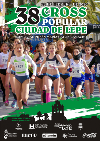 38 CROSS POPULAR CIUDAD DE LEPE