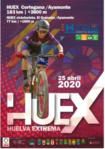 Punto de partida de la ruta corta de la HUELVA EXTREMA 2020