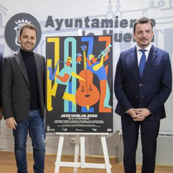 I edición del Festival Jazz Huelva 2020