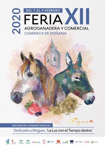 XII Feria agroganadera y comercial 'Comarca de Doñana' 2020 Rociana del Condado