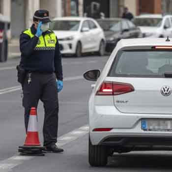 Bando sobre medidas en relación a la movilidad-Estado de Alarma provocado por el Covid-19