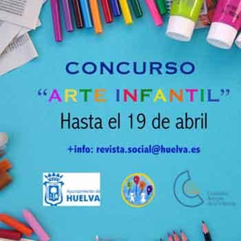 El Ayuntamiento lanza el Concurso 'Arte Infantil'