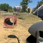 El Ayuntamiento de Huelva reabre este jueves los seis parques caninos de la ciudad