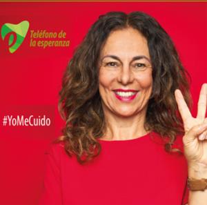 El Ayuntamiento de Huelva se adhiere a la campaña del Teléfono de la Esperanza 'Que no te pare el miedo'.