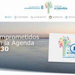 El Ayuntamiento lanza una plataforma web para impulsar en la ciudad el cumplimiento de la Agenda 2030 y los 17 Objetivos de Desarrollo Sostenible