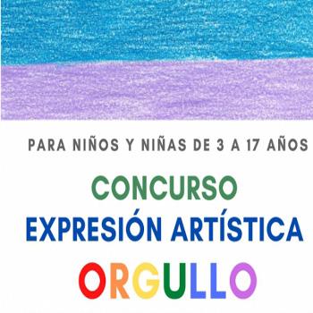 El Ayuntamiento de Huelva lanza el concurso de dibujo infantil 'Orgullo'