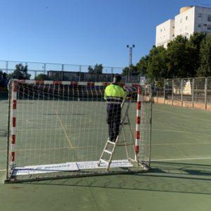 Puesta a punto de 21 instalaciones deportivas para su reapertura