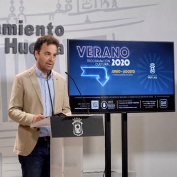 León Benavente, 'El Brujo', Pasión Vega y Vol'e Temps, entre otros, en la programación cultural de este verano en Huelva Capital.