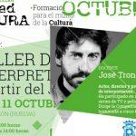 Abierto el plazo para la inscripción en el curso de iniciación a la interpretación de 'Huelva Ciudad Cultura'.