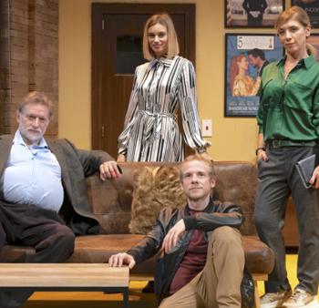 """La Casa Colón acoge este sábado la divertida comedia 'Trigo Sucio"""""""