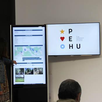 Diputación lanza 'Huelva en Ruta', una nueva app-web para móvil sobre las distintas rutas de ciclismo y senderismo de la provincia