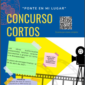 Concurso de Cortometrajes 'Ponte en mi lugar' Huelva