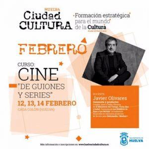 Curso 'De guiones y series' impartido por el prestigioso guionista Javier Olivares