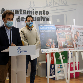 Ayuntamieto de Huelva – No habrá procesiones, pero sí Semana Santa