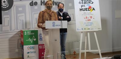 La capital celebrará la Ruta 'de Tapas por Huelva'