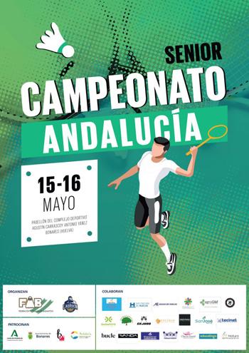 BÁDMINTON | CAMPEONATOS DE ANDALUCÍA SENIOR