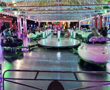 Huelva – parque de atracciones 'Vive Park'