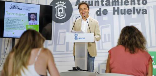3ª temporada del programa 'Huelva Ciudad Cultura'
