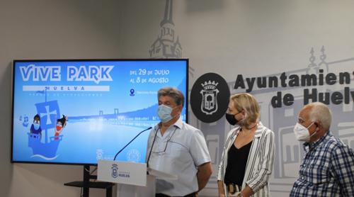 'Vive Park' – Recinto colombino 120 atracciones y puestos