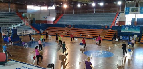 Huelva abre el plazo para inscribirse en los polideportivos